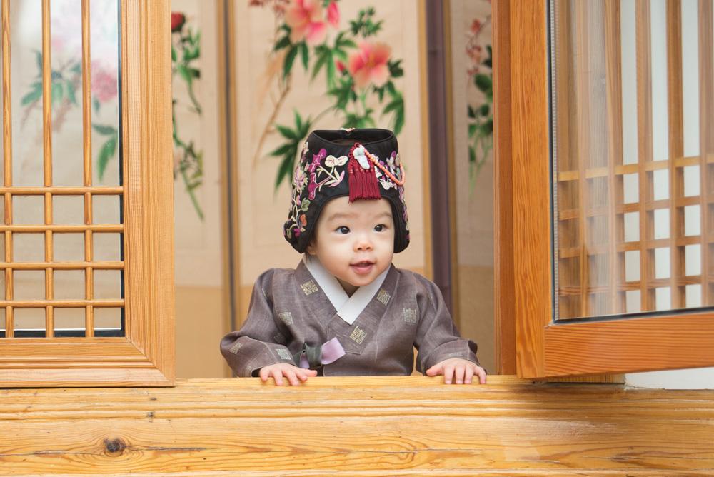【日韓夫婦】1歳の赤ちゃんの日本語と韓国語の状況について